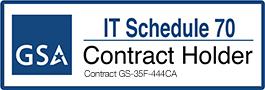 GSA IT Schedule 70 Contract Holder