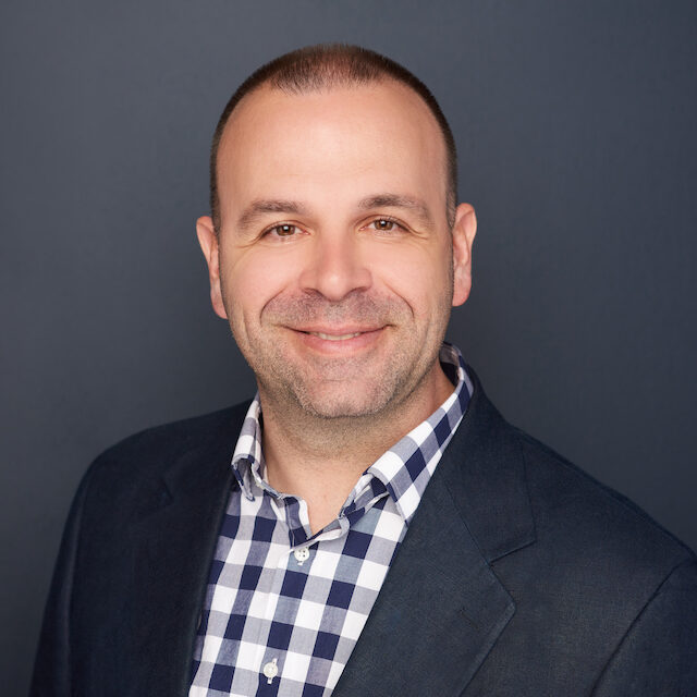 Jason Gebert, Director of Cybersecurity Operations